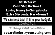 -APPAREL INDUSTRY CONSULTING SERVICE------
