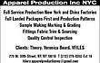 --APPAREL PRODUCTION, INC.--