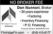 --FLINTRIDGE FINANCIAL SERVICES--