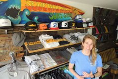The Surf Shop In a Town With No Waves