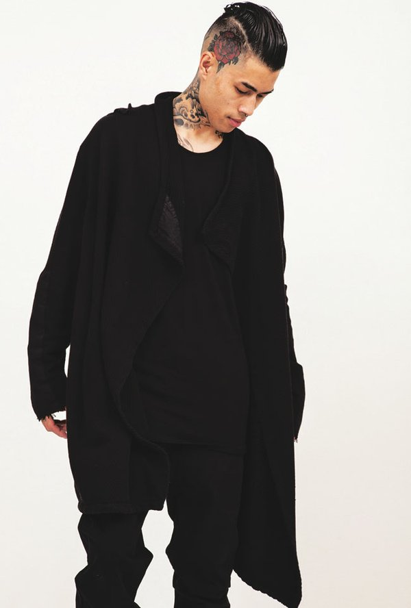 Cape by Damir Doma Silent. Courtesy of The Celect.