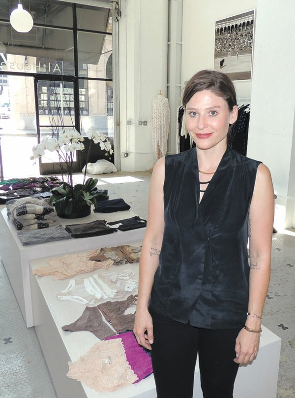 NEW STORE: Jennifer Althouse at her self-named AltHouse boutique