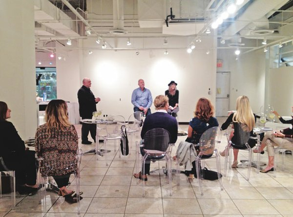 SOCIAL IQ: Social media's role in business communication—both internally and with customers—was discussed at the seminar moderated by Infor's Robert M. McKee and featuring Big Strike's Don Stephens and Everything Hauler's Rachael Dickhute.