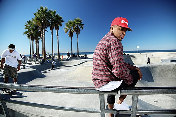 The nine-piece YG X RVCA capsule collection is inspired by '90s L.A. street style and will arrive in Pacific Sunwear stores on Jan. 15.