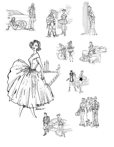 Illustration by Estevan Ramos