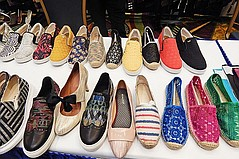 Show Draws Shoe Manufacturers Eager to See New Products