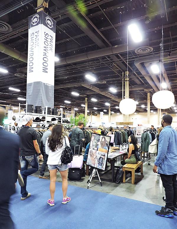 Buyers navigate a shuffled trade show lineup in las vegas for Pool trade show las vegas