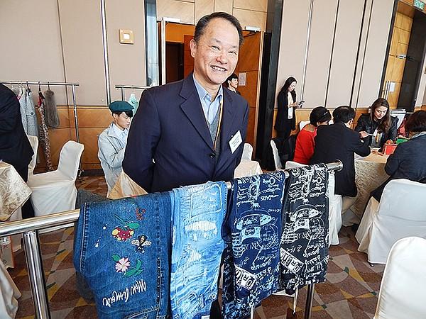 Paul Chau of Easey Garment