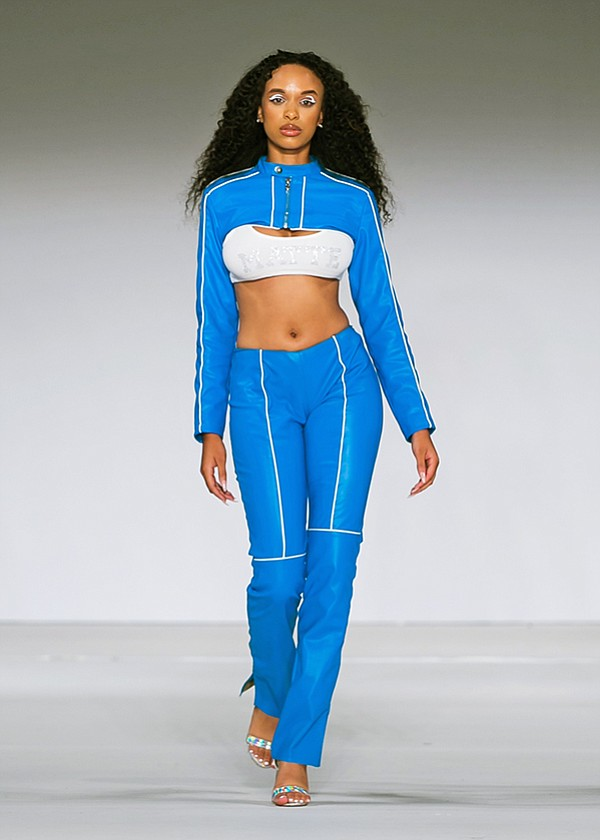 Los Angeles Designers On The Runway At Style Fashion Week In New York California Apparel News