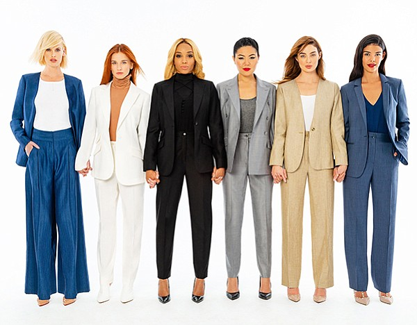 Suitkits Bringing Women S Suits Up To Measure California Apparel News