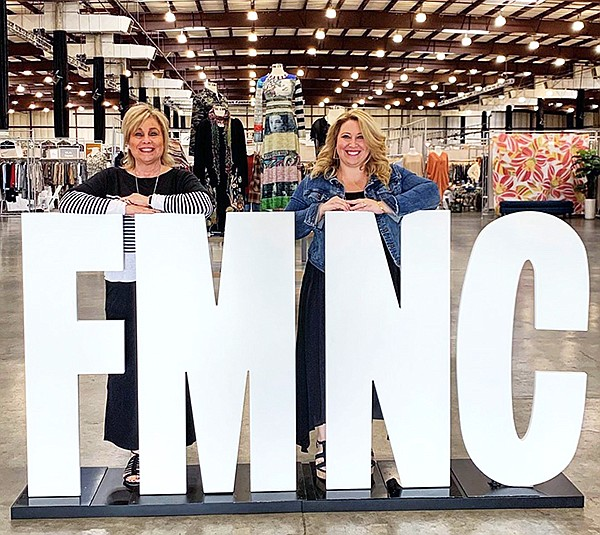 Carol Munson and Jennie Munson of 5th Street Clothing