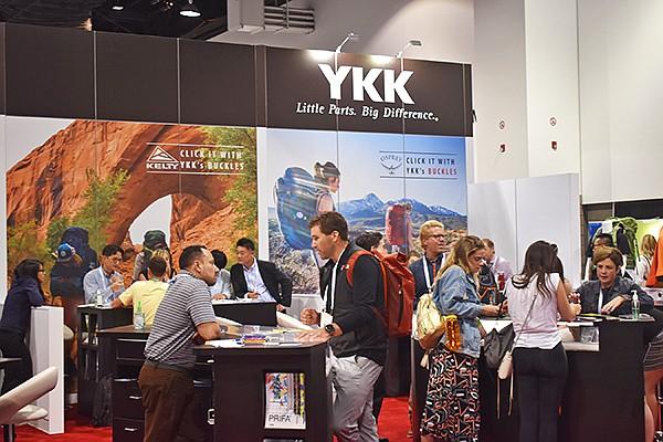 YKK Booth