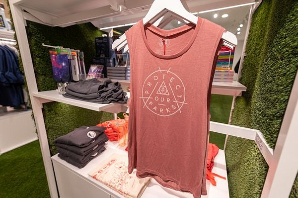 A look at Story at Macy's Presents Outdoor! Photos courtesy of Macy's