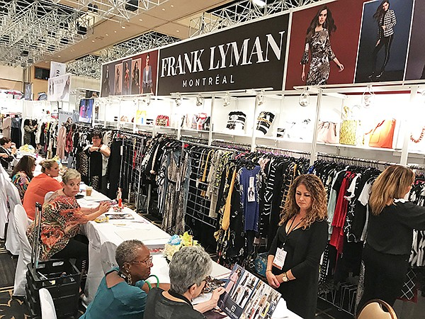 Established Las Vegas Trade Shows on the Move, While a