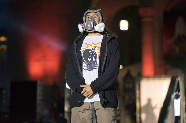 Looks from The Hundreds x Obsidian. Photos by Tim Regas