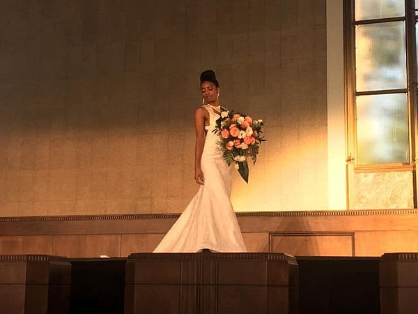 Looks from the Rachelle Appelle bridal line. It took the runway Oct. 12 at Society Fashion Week. Images courtesy of Rachelle Appelle