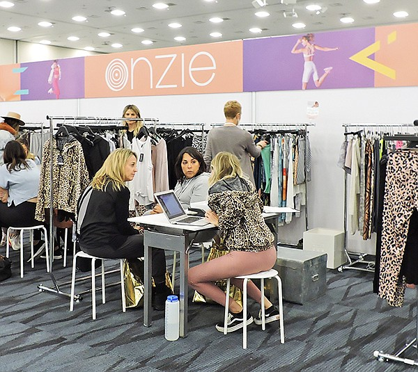 Onzie booth
