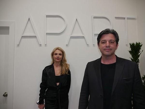 Paolo Galli and Ambra Zavetta