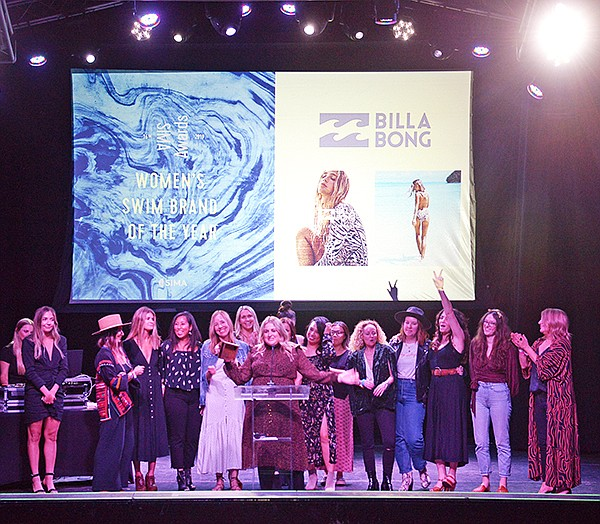 Billabong Women's Swim Brand of the Year | Photo by Robert Rooks Photography