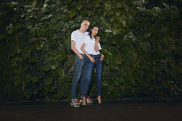 Diesel's Respectful Denim. Image courtesy Diesel