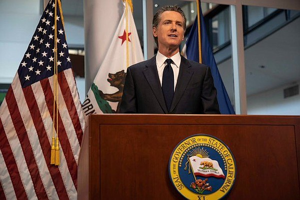Gov. Gavin Newsom