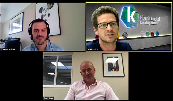 Screenshot from Sept. 10 webinar PI Live Discussions: Re-think the Supply Chain and Empower On-demand Manufacturing.