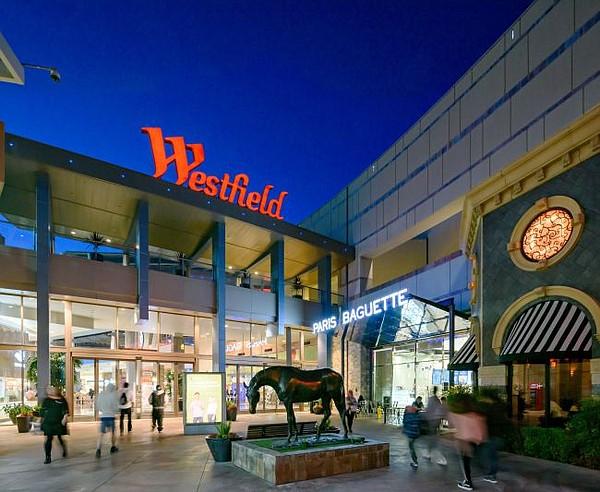 Westfield Santa Anita. Image courtesy Unibail-Rodamco-Westfield