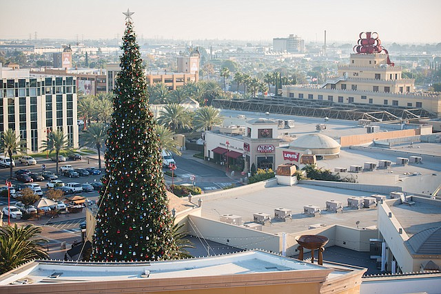 Citadel Outlets Holiday 2019 decorations. Pictures: Citadel Outlets