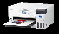 The Epson SureColor F170 desktop dye-sublimation printer Photo: Epson