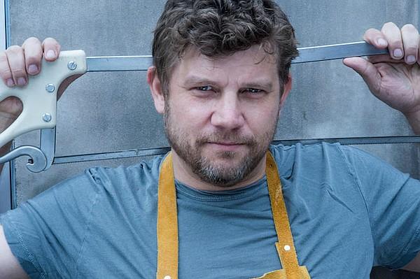 Ben Ford. Photos: Doorstep Market
