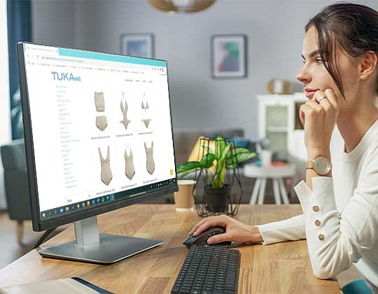 Tukatech announced services to create 3D garments on demand, which will include help for virtual clothing design from Tukatech staff. | Photo courtesy of Tukatech