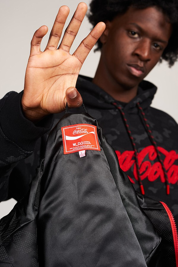 Pictures: The LRG for Coca-Cola Collection