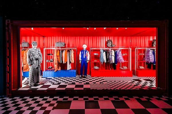 Louis Vuitton Men's SS '21 Temporary Residency. Photos: Louis Vuitton