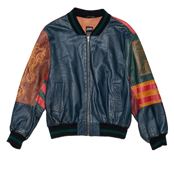 Jean Paul Gaultier bomber jacket from S/S 1986. Images: Terminal 27 x Middleman