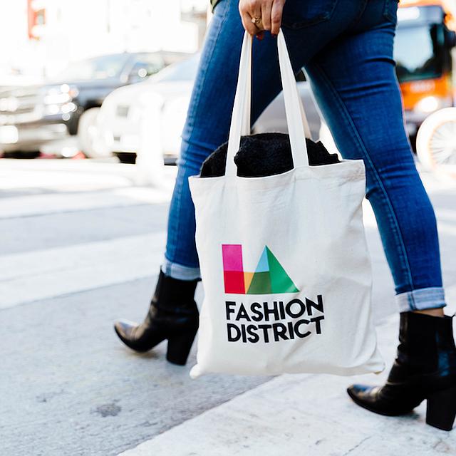 Image: LA Fashion District