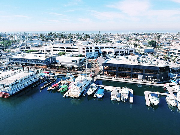 Lido Marina Village is set to renovate the property's 15,000-square-foot boardwalk as well as 32 boat slips along the space.