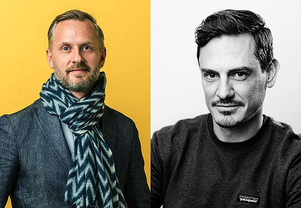 Erik Ulin, vice president of marketplaces for NuOrder (left, image courtesy of NuOrder), and Kerry Murphy, founder of The Fabricant (right, image courtesy of The Fabricant), are two innovators leading the charge for the continued use of digital tools even as the fashion industry returns to on-site events.