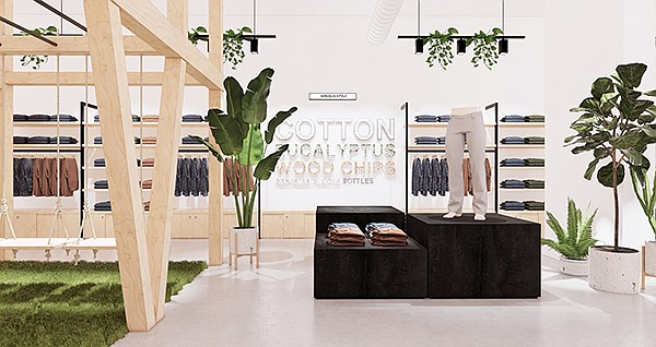 """The Duer L.A. location, like the company's first Vancouver location, will incorporate a """"performance playground"""" where customers can experience the natural and sustainable apparel brand firsthand."""