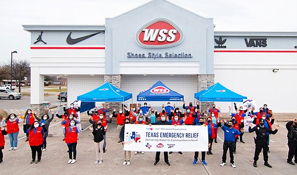 The 37-year-old WSS maintains 93 stores throughout California, Texas, Arizona and Nevada, complementing Foot Locker's North American reach.   Photo courtesy of WSS