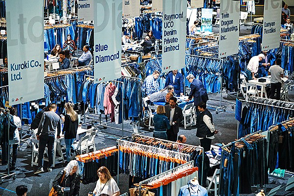 Kingpins cited rising cases of COVID-19, travel restrictions to the U.S. and low vaccination rates in some denim-producing countries to its precautionary decision to cancel its first on-site show in two years. | Photo courtesy of Kingpins