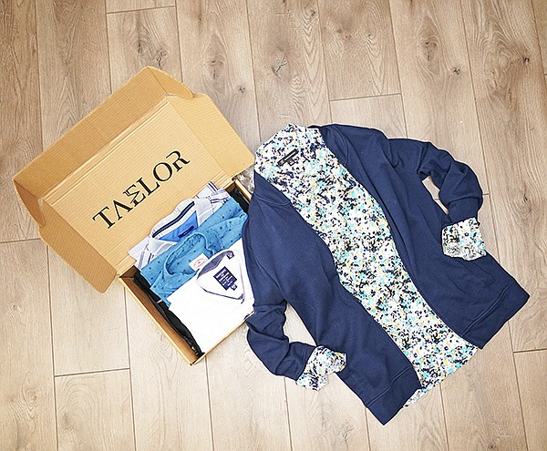 Initially focused on shirts that appeal to both men and women in its pilot program, Taelor has plans to expand into pants in the near future.   Photo courtesy of Taelor