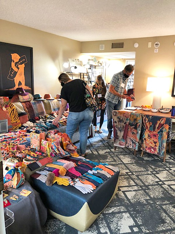 During its last edition, Fashion Market Northern California welcomed buyers who were ready to invest in placing orders, as they sought to refresh their stock and look ahead to upcoming seasons. | Photo courtesy of FMNC