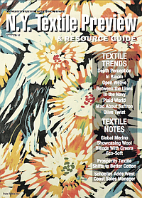 N.Y. Textile Preview