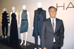 Halston Carves Out Designer Niche in Los Angeles