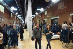 Retailers, Brands Brave Snow to Scout Denim Trends at Kingpins