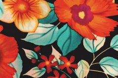 Sourcing & Fabric Textile Trends: Hothouse Flowers