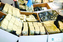 2014 Newsmakers: Federal Raid in Los Angeles Fashion District Uncovers Drug-Money Laundering Scheme