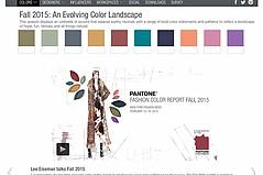 Pantone Reveals Top Ten Colors for Fall 2015