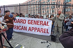 Lawsuit By Former Finance Director Cites American Apparel for Financial Misdeeds and Discrimination