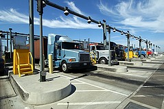 Port Truckers Strike for Better Wages and Full-Time Employee Status